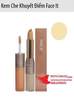 Ảnh số 35: Kem Che Khuyết Điểm Face It Radiance Concealer Dual Veil The Face Shop - Giá: 184.000