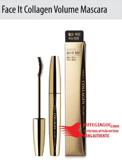 Ảnh số 36: Face It Collagen Volume Mascara The Face Shop - Giá: 243.000