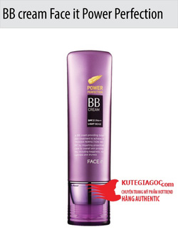 Ảnh số 38: BB Cream Power perfection 40g The Face Shop - Giá: 300.000