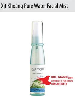 Ảnh số 71: Xịt Khoáng Pure Water Facial Mist 70ml - Giá: 100.000