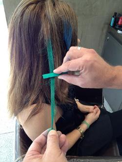 Ảnh số 56: Phấn nhuộm tóc Highlight Korea - Giá: 40.000
