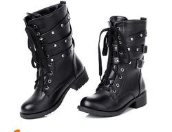 Ảnh số 4: Giày boot nữ GNU - 16 - Giá: 355.000