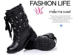 Ảnh số 5: Giày boot nữ GNU - 16 - Giá: 355.000