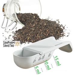 Ảnh số 13: Thìa đong định lượng trà và nguyên liệu chế biến. - Giá: 37.000