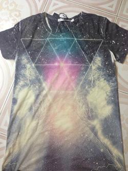 Ảnh số 4: T-shirt Galaxy - Giá: 180.000