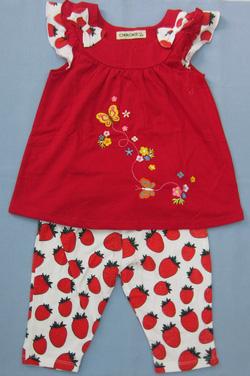 Ảnh số 24: quần áo trẻ em - Giá: 2.000