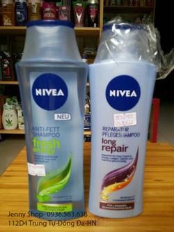 Ảnh số 5: Dầu gội Nivea_có cả loại cho tóc nhuộm_Chống hư tổn tóc_135k - Giá: 135.000