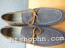 Ảnh số 66: Giày lười ZARA da lộn - Giá: 850.000