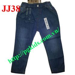 Ảnh số 16: Quần Jin Jean Bé gái - Giá: 117.000