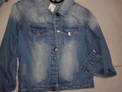 Ảnh số 62: jacket jeans tay dài - Giá: 220.000
