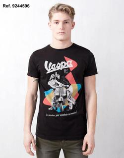 Ảnh số 5: Áo phông nam P&B Vespa - Giá: 145.000