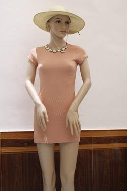 Ảnh số 10: Váy bó cổ ngọc - Giá: 300.000