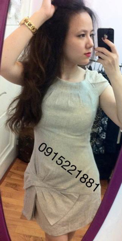 Ảnh số 1: Váy xòe A Hàn quốc - Giá: 700.000