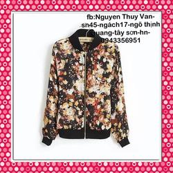 Ảnh số 13: Áo jacket mỏng - Giá: 350.000