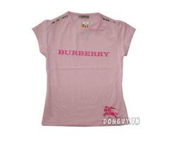 Ảnh số 21: Áo thun Burberry in nổi- hồng phấn - Giá: 105.000