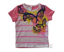 Ảnh số 22: Áo Gloria jean in bướm- hồng - Giá: 59.000