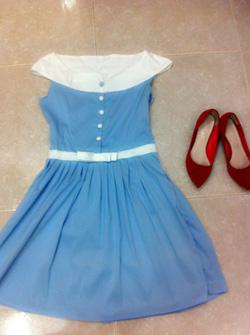 Ảnh số 93: váy - Giá: 100.000