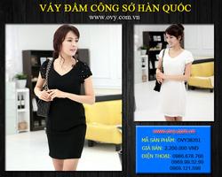 Ảnh số 10: Váy đầm công sở korea - Giá: 2.200.000