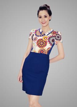 Ảnh số 2: thời trang công sở Evy - Giá: 1.000