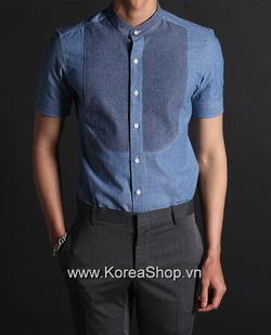 Ảnh số 4: Áo sơ mi Nam Hàn Quốc 14089 - Giá: 1.250.000