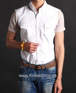 Ảnh số 35: Áo sơ mi Nam Hàn Quốc 14225 - Giá: 850.000