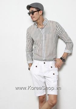 Ảnh số 53: Áo sơ mi Nam Hàn Quốc P130725000898 - Giá: 1.320.000