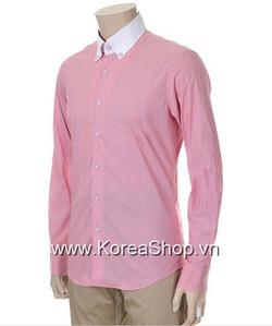 Ảnh số 55: Áo sơ mi Nam Hàn Quốc P130726007088 - Giá: 740.000