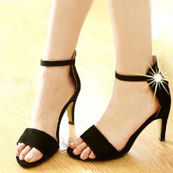 Ảnh số 96: Giày cao gót quai ngang theo kiểu Zara - Giá: 280.000