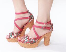 Ảnh số 71: Giày cao gót  model 2013 - GCG071 - Giá: 400.000