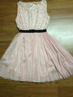 Ảnh số 68: Váy ren - Giá: 120.000