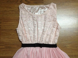 Ảnh số 69: Váy ren - Giá: 120.000