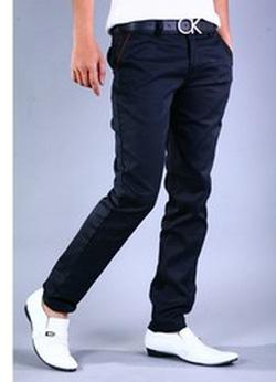Ảnh số 10: quần kaki nam ống côn hàn quốc - Giá: 200.000