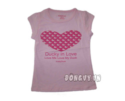 Ảnh số 46: Áo Ducky in love-hồng - Giá: 65.000