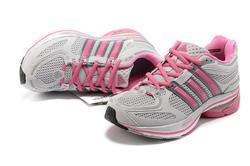 Ảnh số 89: Giày thể thao Adidas Astar Salvation 3m xám - hồng cho nữ G121 - khỏe khoắn - Giá: 1.572.000