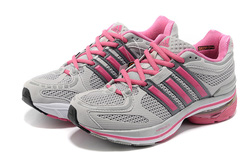 Ảnh số 90: Giày thể thao Adidas Astar Salvation 3m xám - hồng cho nữ G121 - khỏe khoắn - Giá: 1.572.000