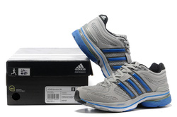 Ảnh số 97: Giày thể thao nam Adidas Astar Salvation 3M trắng bac - sọc xanh B111 - Giá: 1.572.000