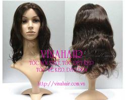 Ảnh số 28: đầu đội tóc thật - Giá: 699.000