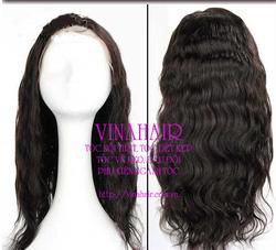 Ảnh số 33: đầu đội tóc thật - Giá: 699.000