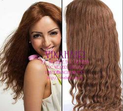 Ảnh số 34: đầu đội tóc thật - Giá: 699.000
