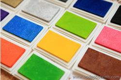 Ảnh số 28: Mực in dấu vân tay Craft Ink Pad Yoofun K0682 - Giá: 20.000
