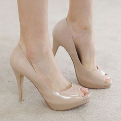 Ảnh số 50: Giày cao gót  model 2013 - GCG050 - Giá: 500.000