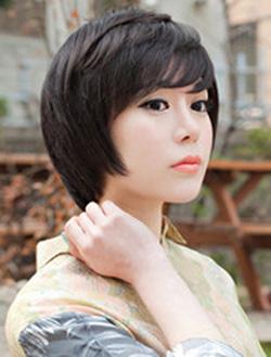 Ảnh số 90: Tóc bộ có da đầu Hàn quốc - Giá: 650.000