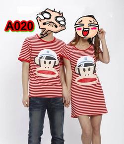 Ảnh số 36: Áo đôi mã A020 - Giá: 160.000