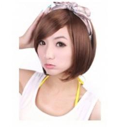 Ảnh số 64: Tóc bộ có da đầu Hàn quốc - Giá: 600.000
