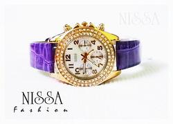 Ảnh số 9: Đồng hồ đeo tay nữ KMS -  NU326 - Giá: 150.000