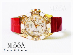 Ảnh số 11: Đồng hồ đeo tay nữ KMS - NU327 - Giá: 150.000