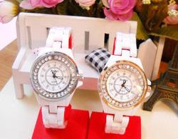 Ảnh số 35: Đồng hồ đeo tay nữ Bomei cao cấp -  NU287 - Giá: 280.000