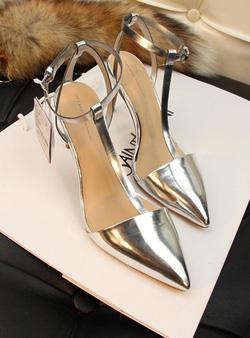 Ảnh số 72: Giày cao gót  model 2015 - GCG072 - Giá: 800.000