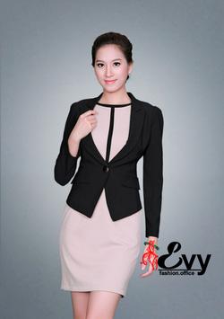 Ảnh số 29: thời trang công sở Evy - Giá: 2.500