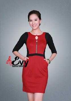Ảnh số 37: thời trang công sở Evy - Giá: 2.500